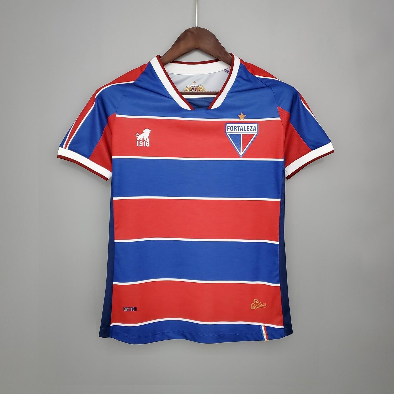 Camisa Fortaleza Home  EC 2020-2021 Leão1918 Feminina