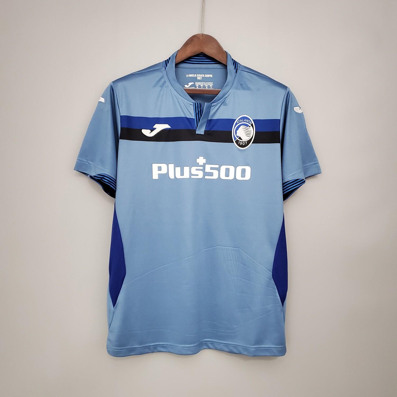 Camisa Home Atalanta 2020/2021 Joma Jogo 3