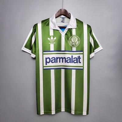Camisa Palmeiras Retrô- Parmalat 1992/1993