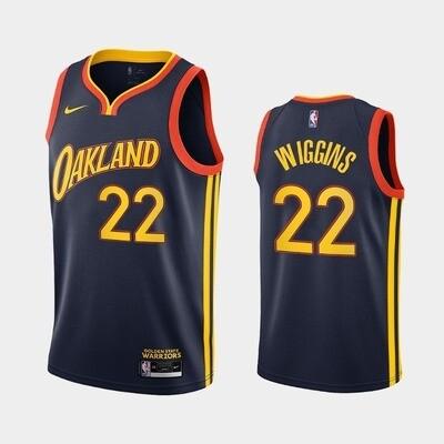 Golden State Warriors - City Edition 2021 - Swingman - Nike WIGGINS 22