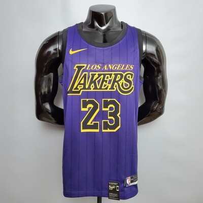 Regata Lakers James # 23