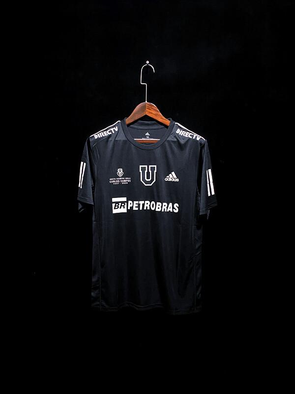 Camisa Universidad de Chile Preto edição especial 2020-2021