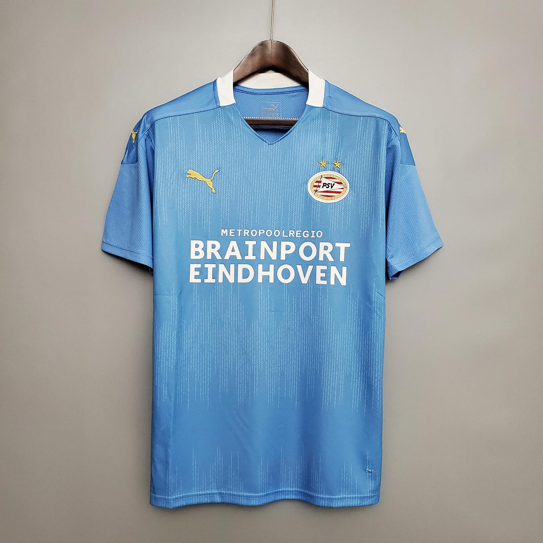 Camisa do PSV Eindhoven  Away  2020/2021