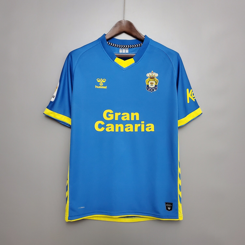Camisa UD Las Palmas Away 2020-2021 Hummel