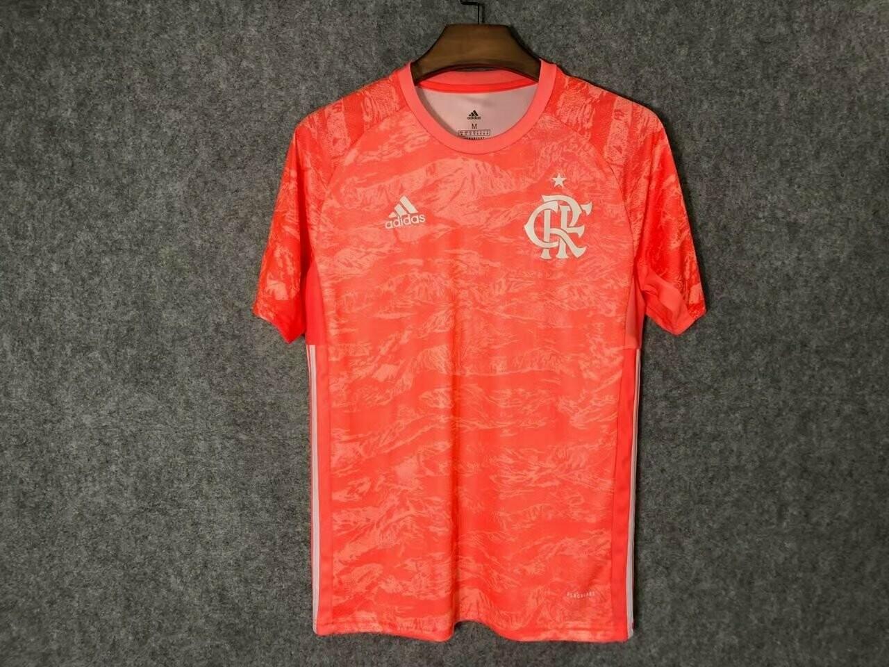 Camisa de Goleiro Flamengo  Torcedor Adidas Masculina