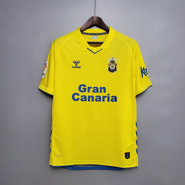 Camisa UD Las Palmas Home 2020-2021 Hummel