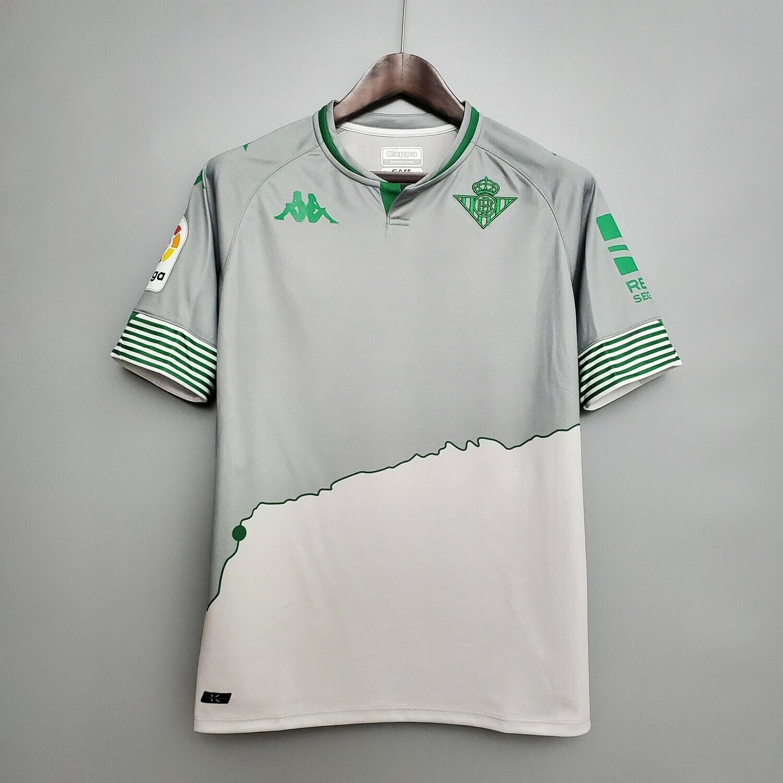 Camisa Real Betis 2020-2021  Kappa Jogo 3
