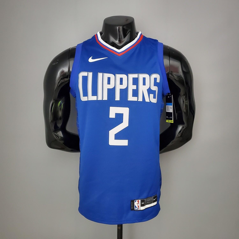 Regata Los Angeles Clippers Edição Limitada   LEONARD # 2