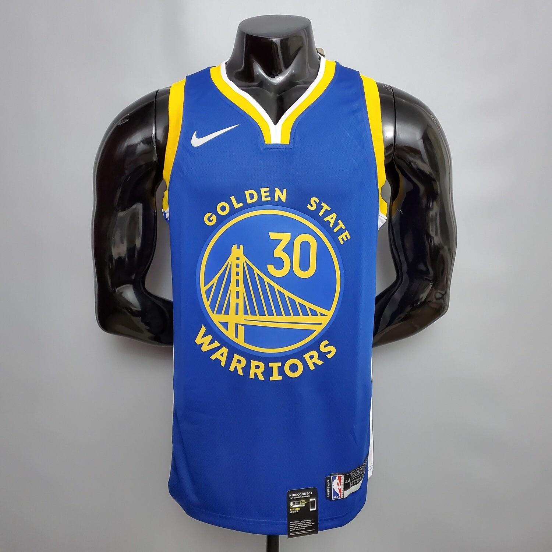Regata NBA Golden State Warriors Azul - Stephen Curry 30