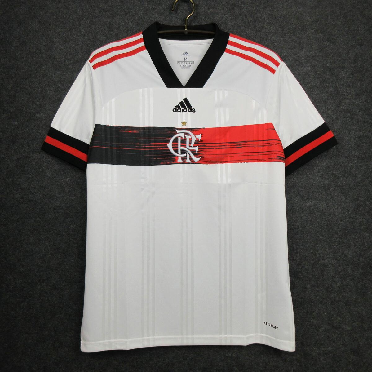 Camisa Flamengo II 2020/2021 adidas - Masculina
