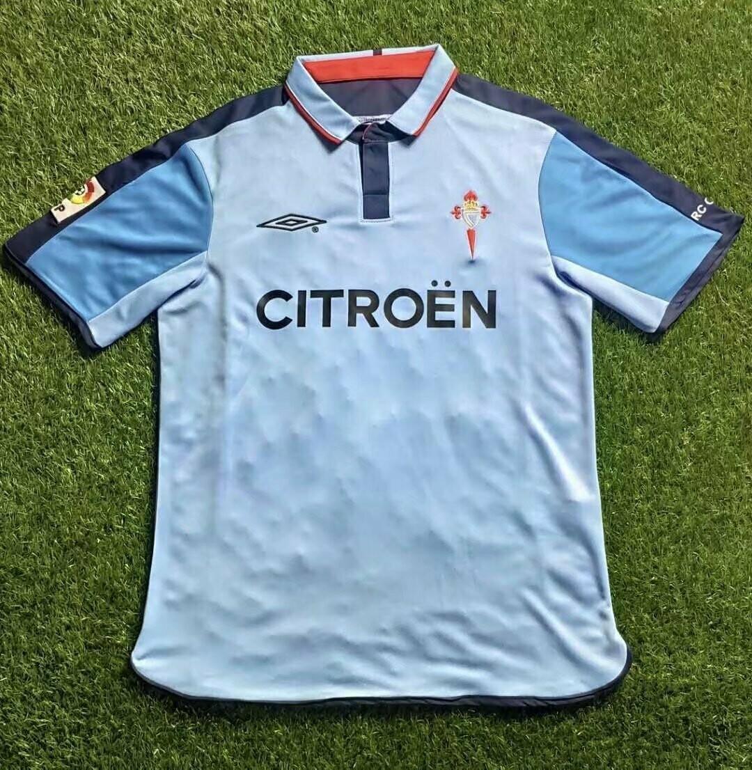 Camisa Retro Celta de Vigo 2002-2004