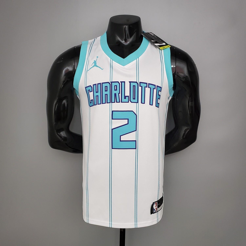 Regata  Charlotte Hornets Jordan - BALL #2