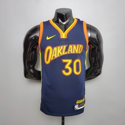 Regata NBA Golden State Warriors  Curry 30