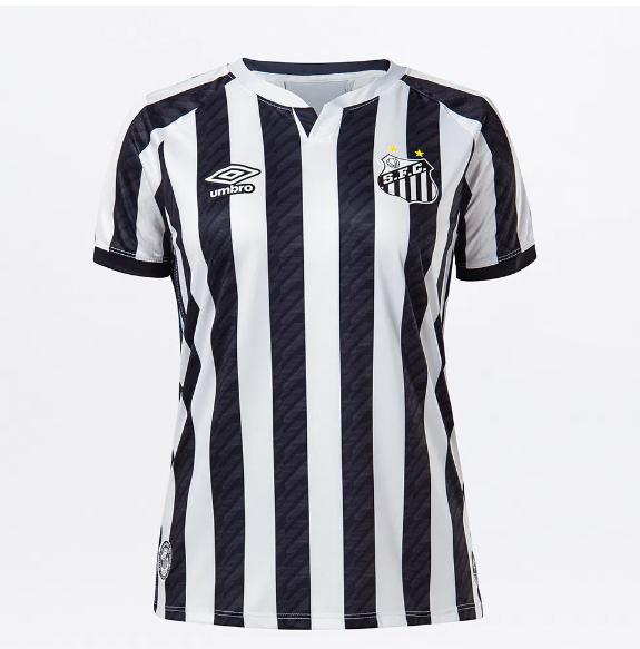 Camisa Umbro Santos II 2020 Feminina