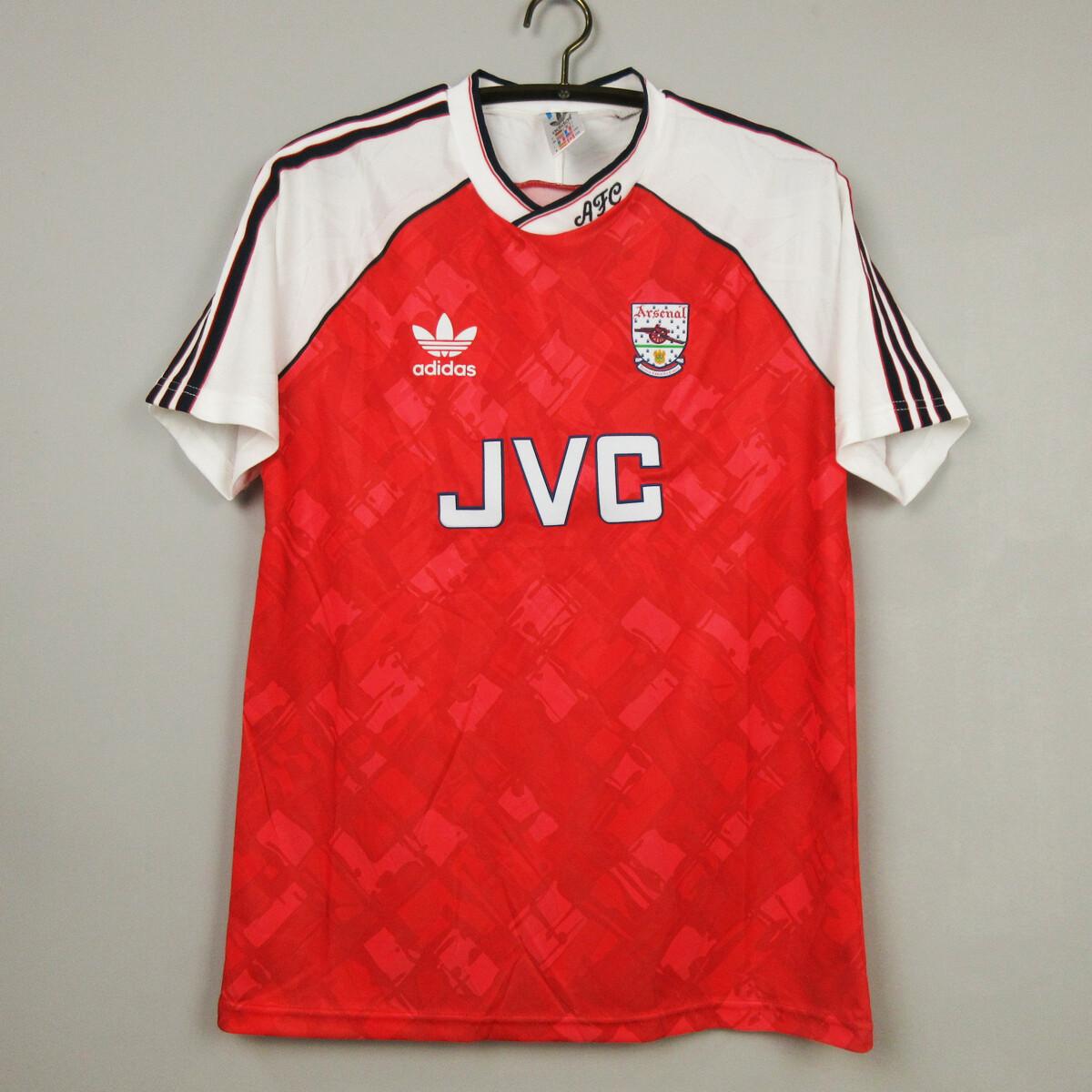 Camisa  Arsenal Retro 1990/92