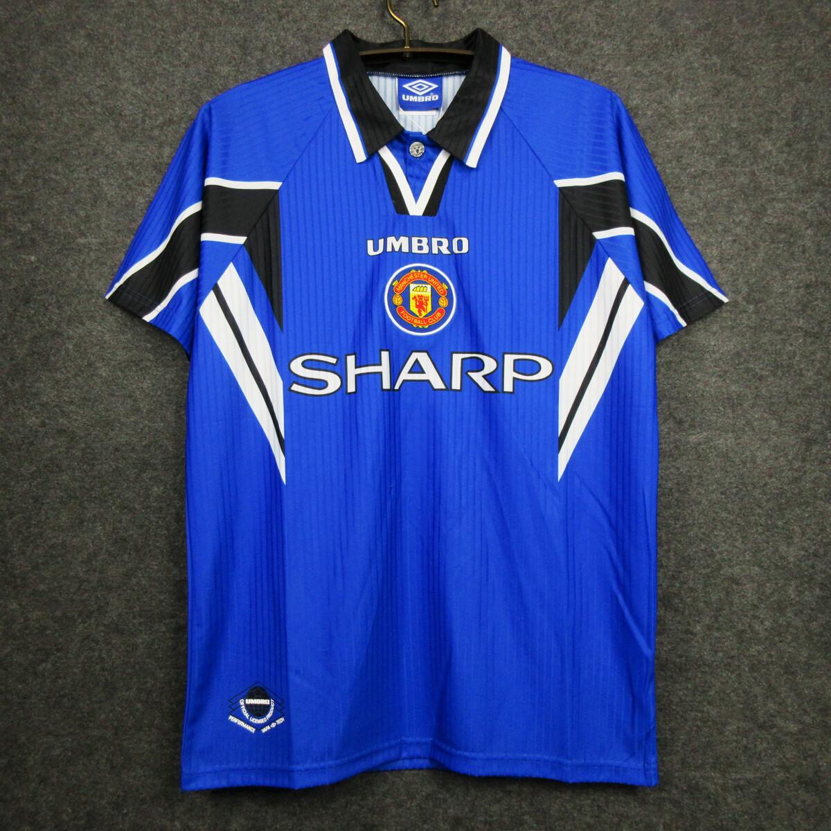 Camisa Manchester United Retro 1996/97