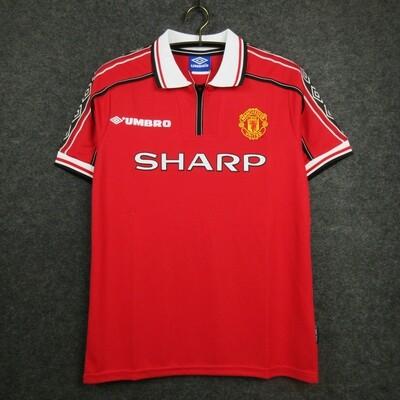 Camisa Manchester United 1998/99