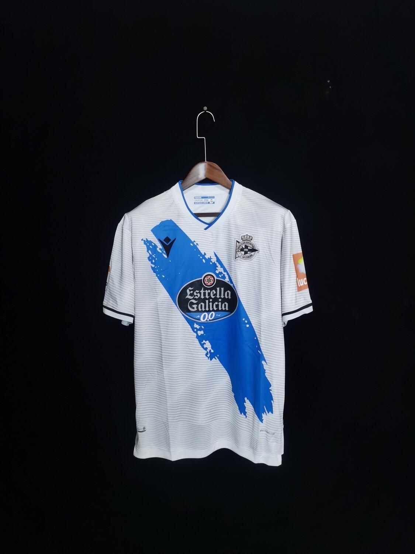 Camisa Deportivo de La Coruña Jogo 3