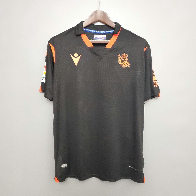 Camisa Real Sociedad  2020/2021 Jogo 2