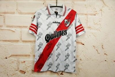 Camisa River Plate - Retrô - Home - 1996/98