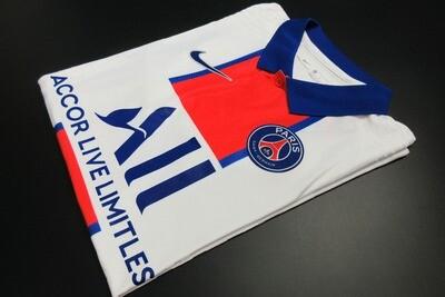 Camisa Paris Saint-Germain away 2020-2021 Nike-Jogador
