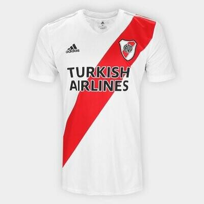 Camisa  River Plate Home 2020-2021 Adidas
