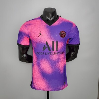 Camisa Nike PSG IV 2020/21 Jogador Masculina
