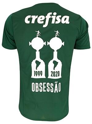 Camisa I Palmeiras 2021/22 OBSESSÃO 2