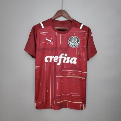 Camisa Palmeiras Puma Goleiro III 21/22