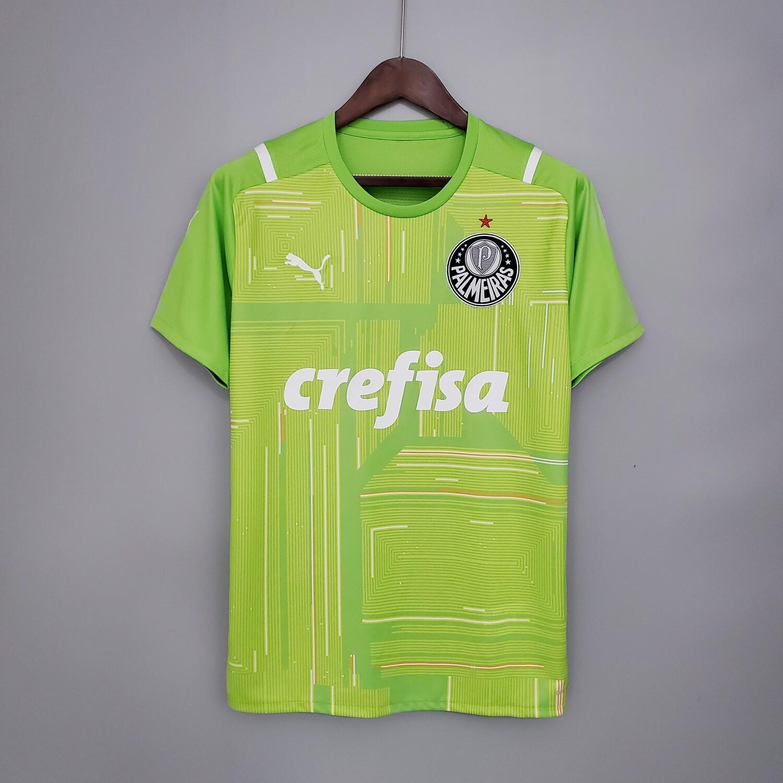 Camisa Palmeiras Puma Goleiro II 21/22
