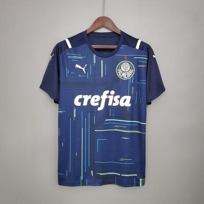 Camisa Palmeiras Puma Goleiro I 2021/2022