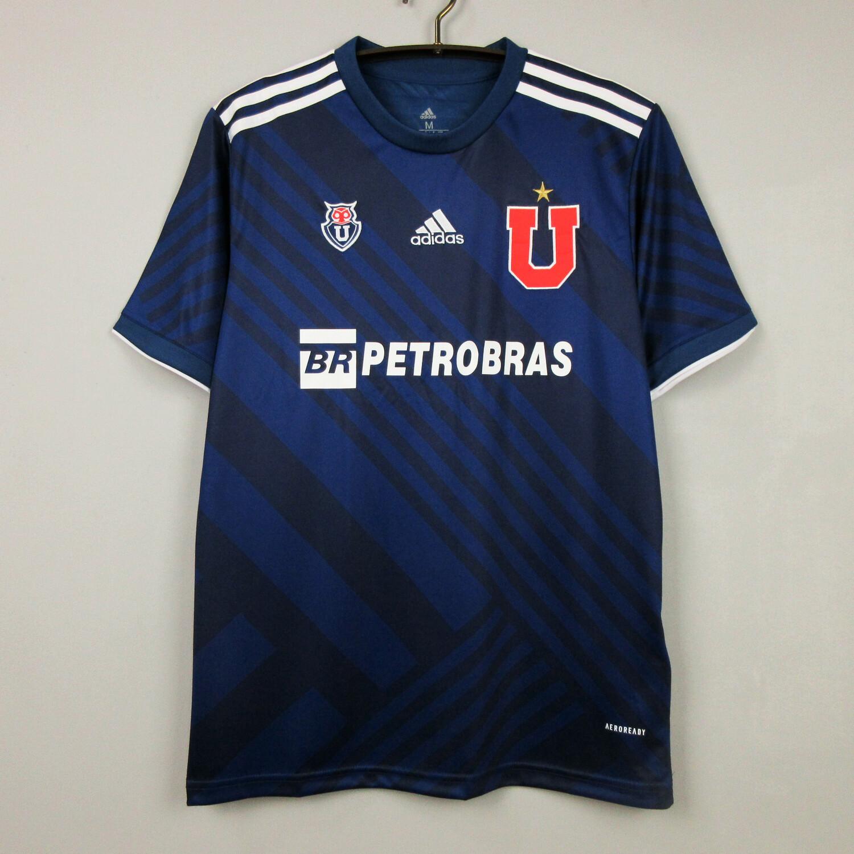 Camisa Universidad de chile 2021-2022 Home