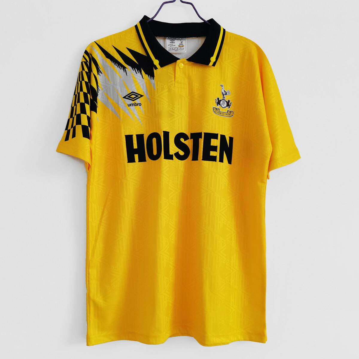 Camisa Tottenham  Retrô 1992/94 home