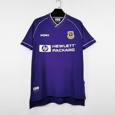 Camisa Tottenham  Retrô 1998/99 home