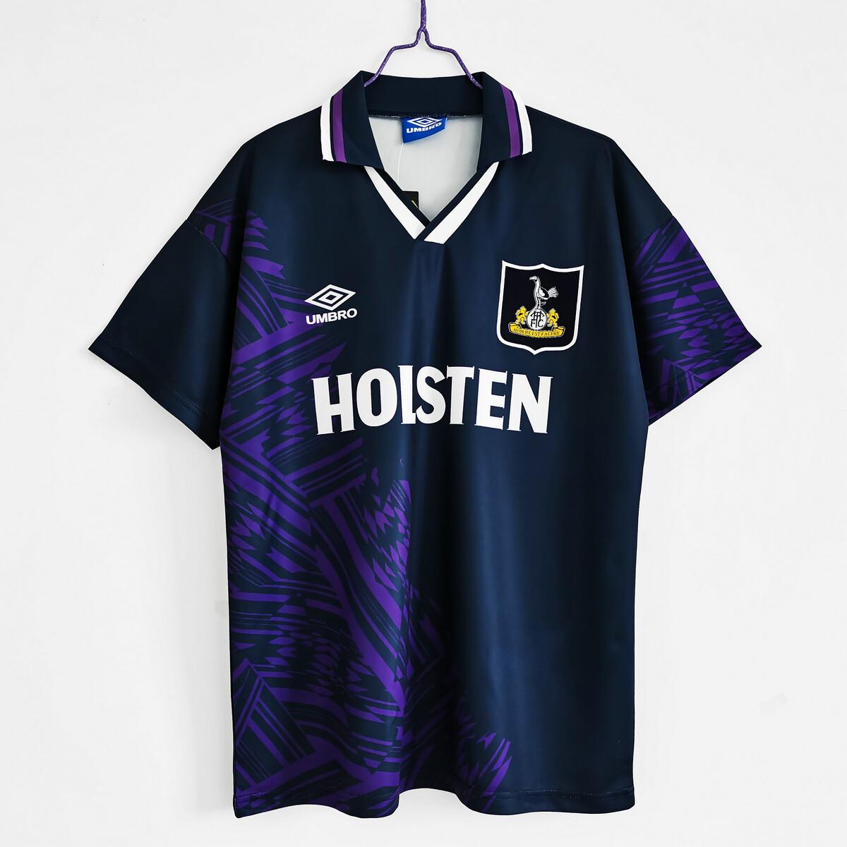 Camisa Tottenham  Retrô 1994/95 home