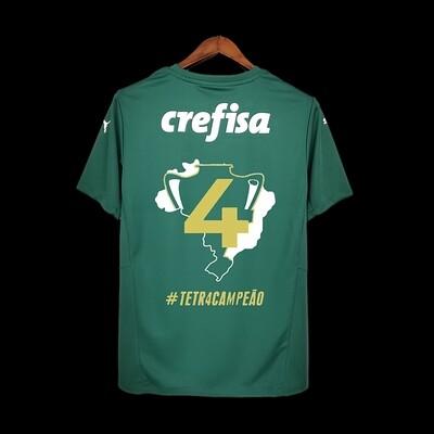 Camisa Palmeiras Puma I 21/22 - Copa do Brasil