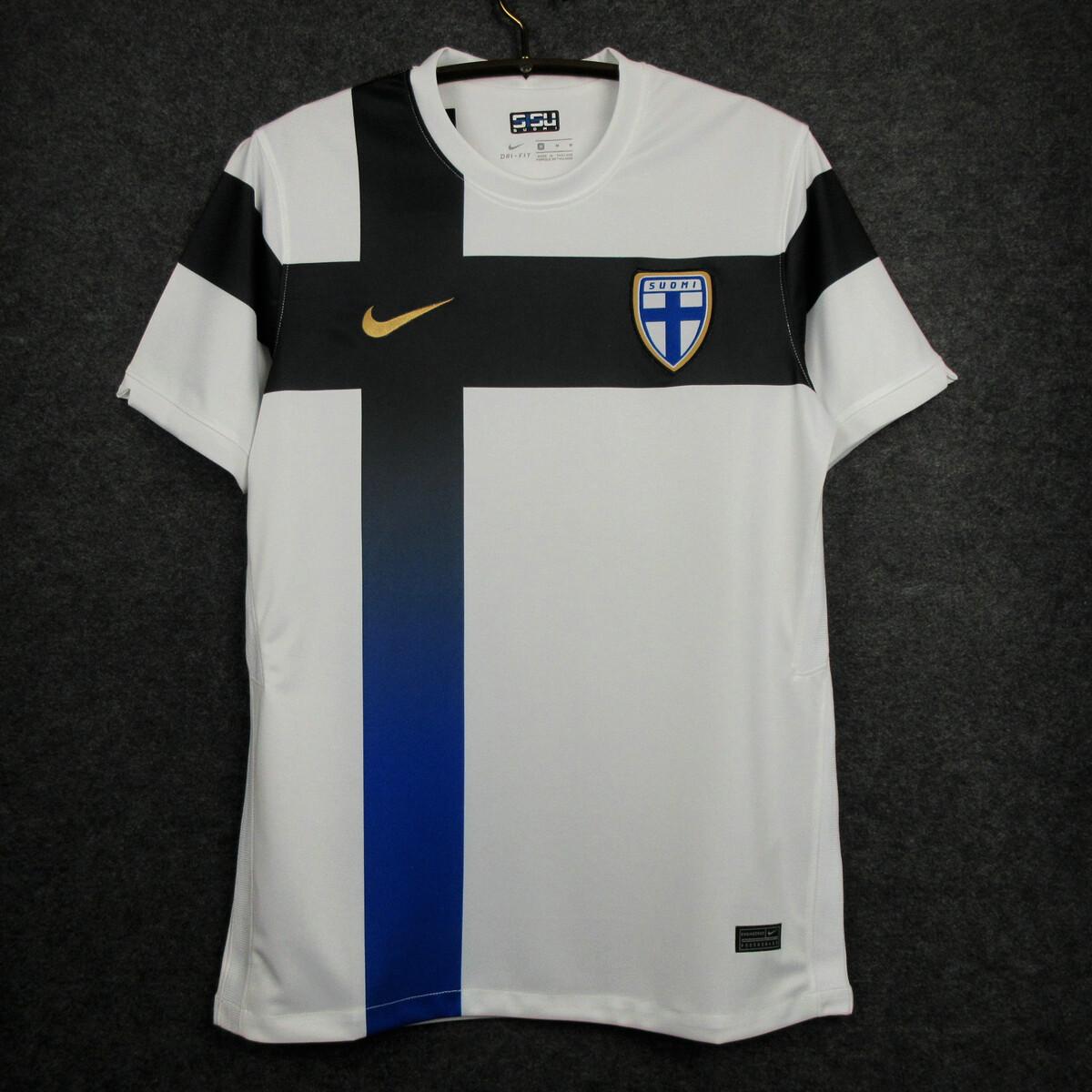 Camisa Finlândia Home 2020-2021 Nike
