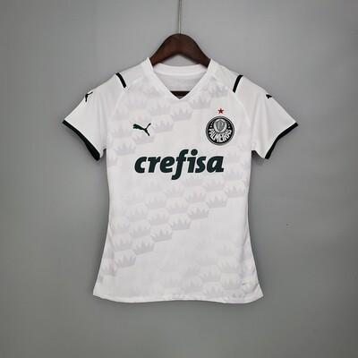Camisa Palmeiras Puma II 21/22 - Feminina