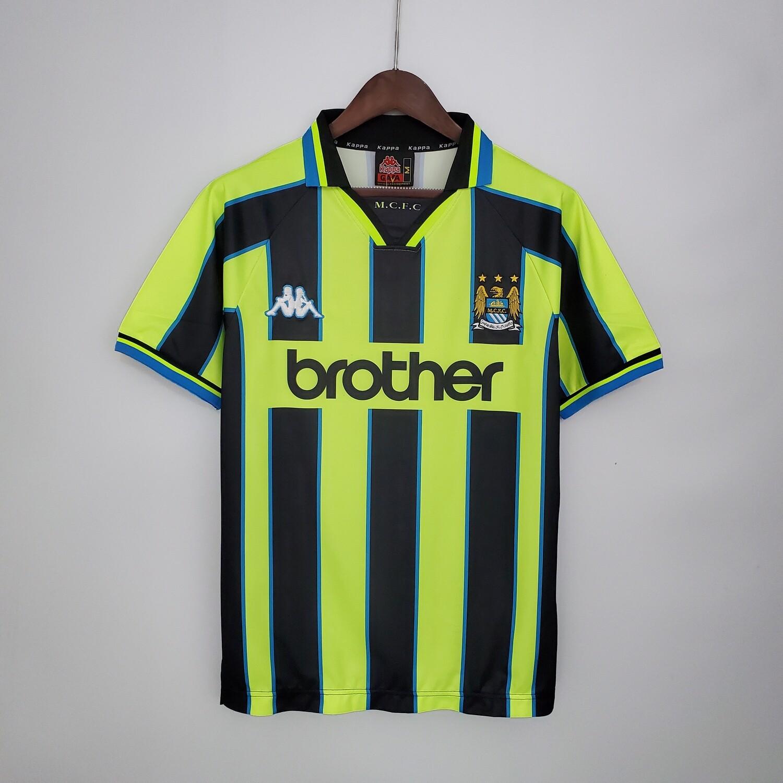 Camisa Manchester City 98/99 away