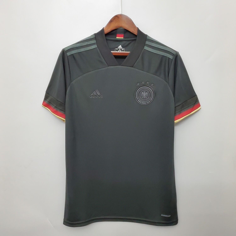 Camisa Seleção da Alemanha Uniforme reserva 21/22 Away