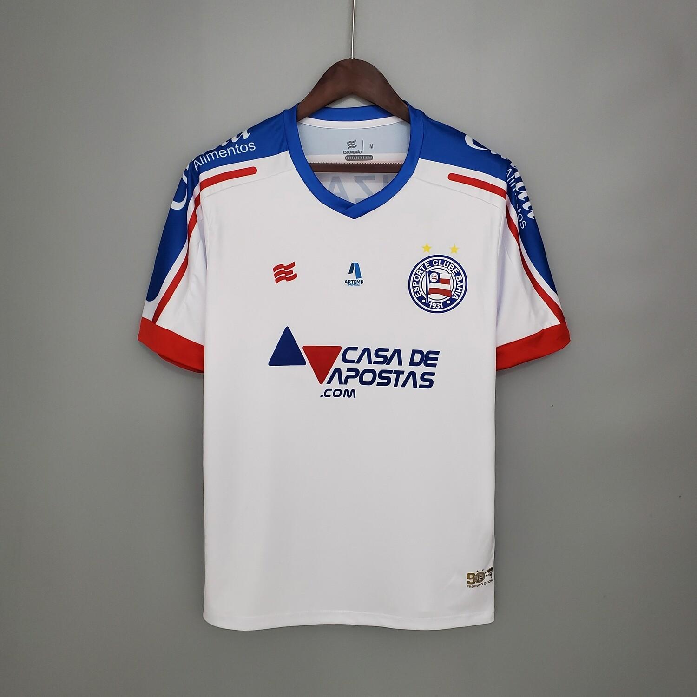 Camisa Esquadrão Bahia I 2021 Torcedor