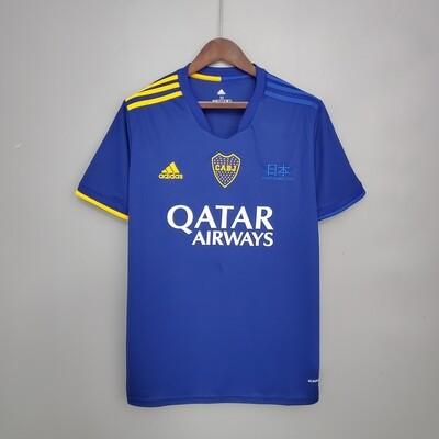 Camisa do Boca Juniors 2020-2021 Adidas jogo 4