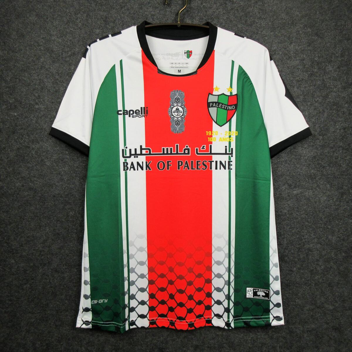 Camisa   Palestino Home 2020/2021