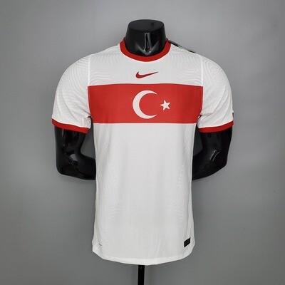 Camisa  Turquia 2021 Nike Home 2021/2022 Jogador