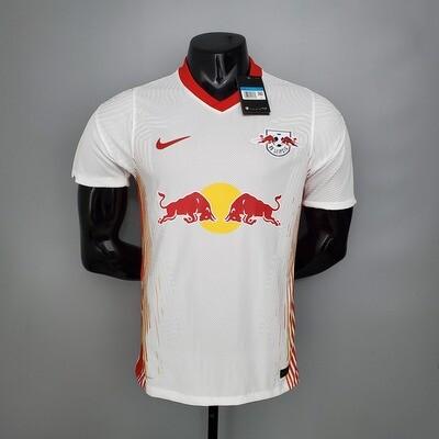 Camisa Red Bull Leipzig Home 2020/2021 Jogador
