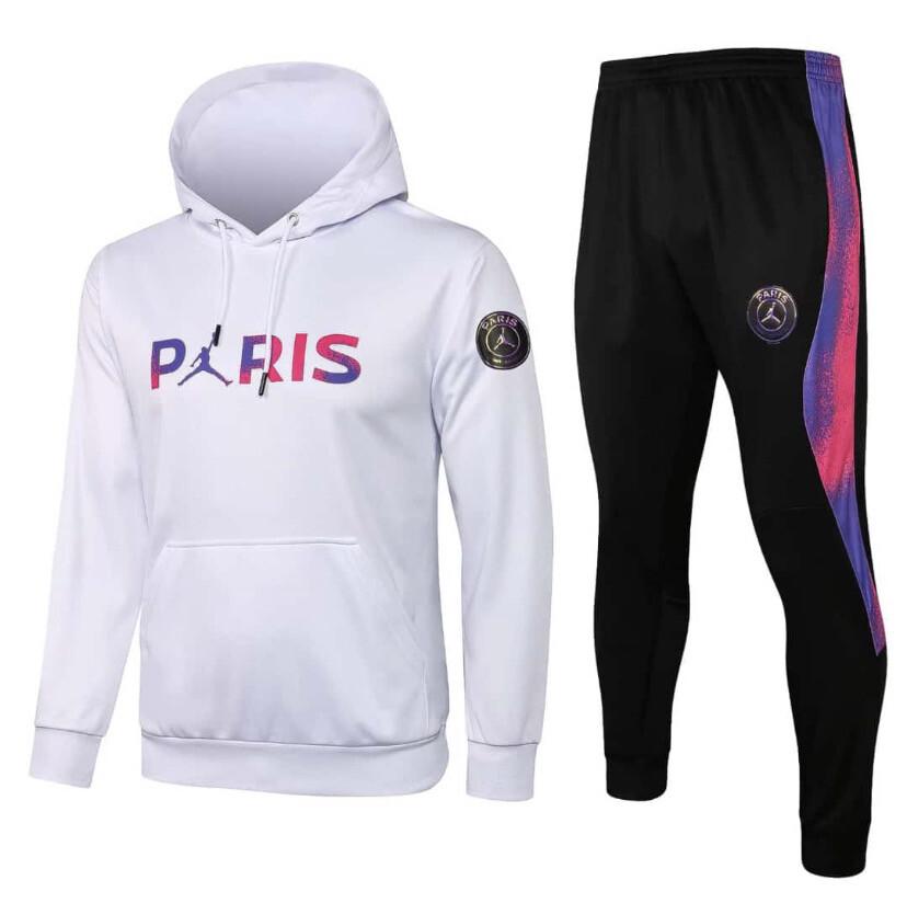 Kit Blusão Jordan PSG 2021