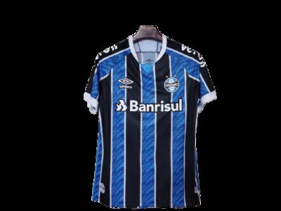 Camisa  Grêmio I 2020/2021 Home com Patrocínios