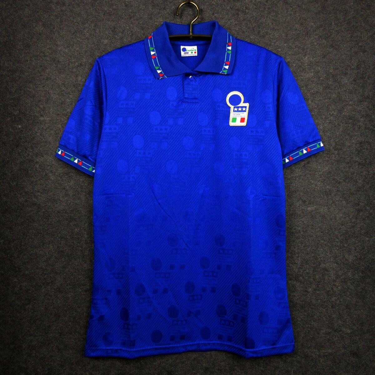 Camisa Seleção da Itália Retrô 1994