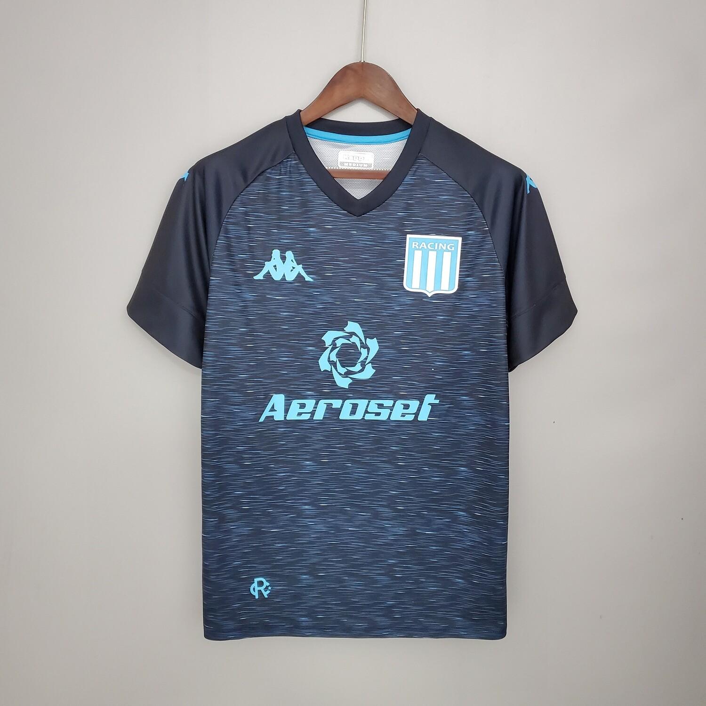 Camisa Racing Club 2021/2022 II Away Kappa