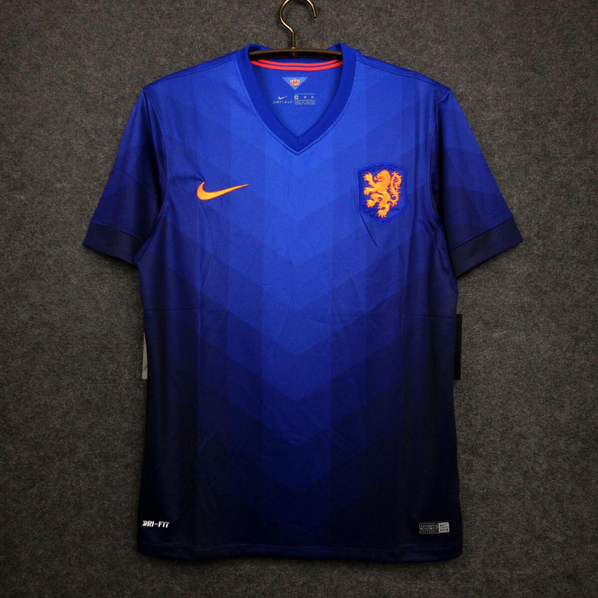 Camisa Holanda 2014 away